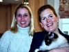 Selectwoman Diane Farrell and Chair Hilary Stevens.jpg