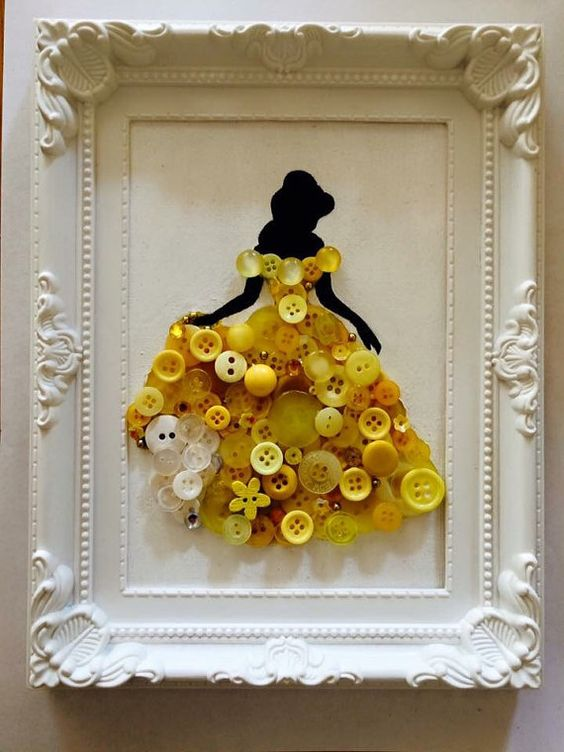 Belle Button Canvas