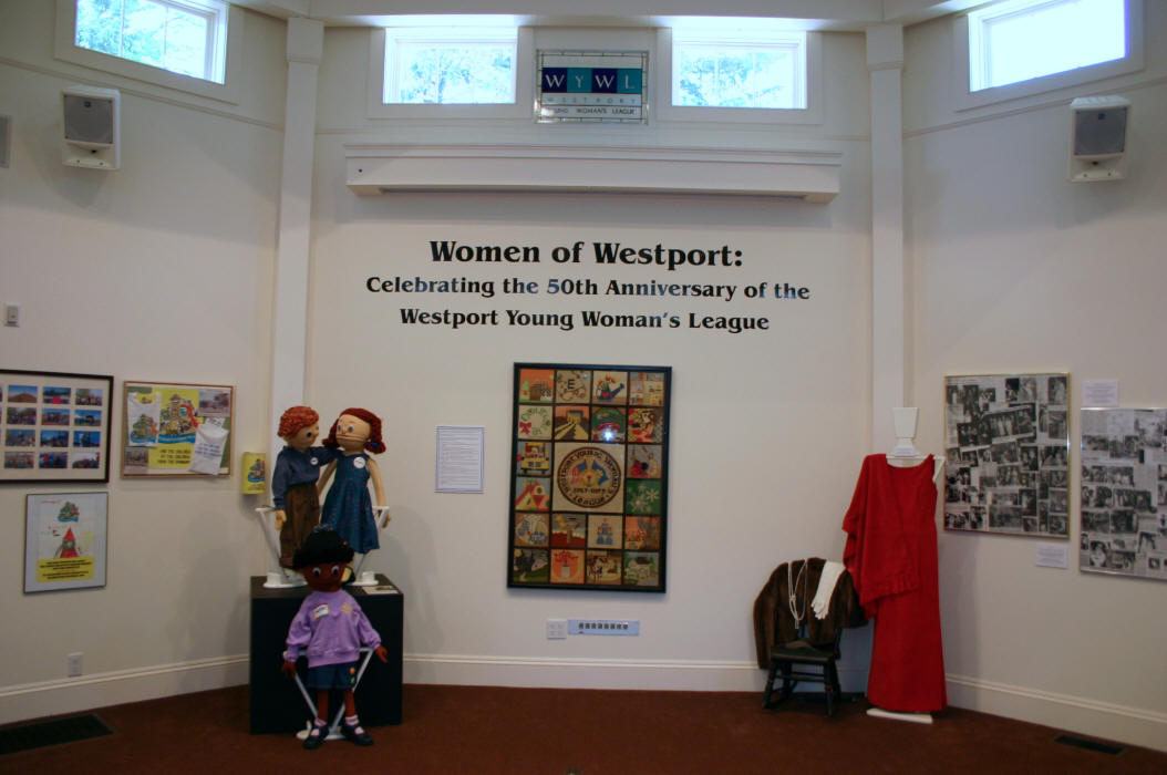 westport women Craft westport is a 2 day event being held from  the event is popularly known as westport young women's league which will display the contemporary works of art .