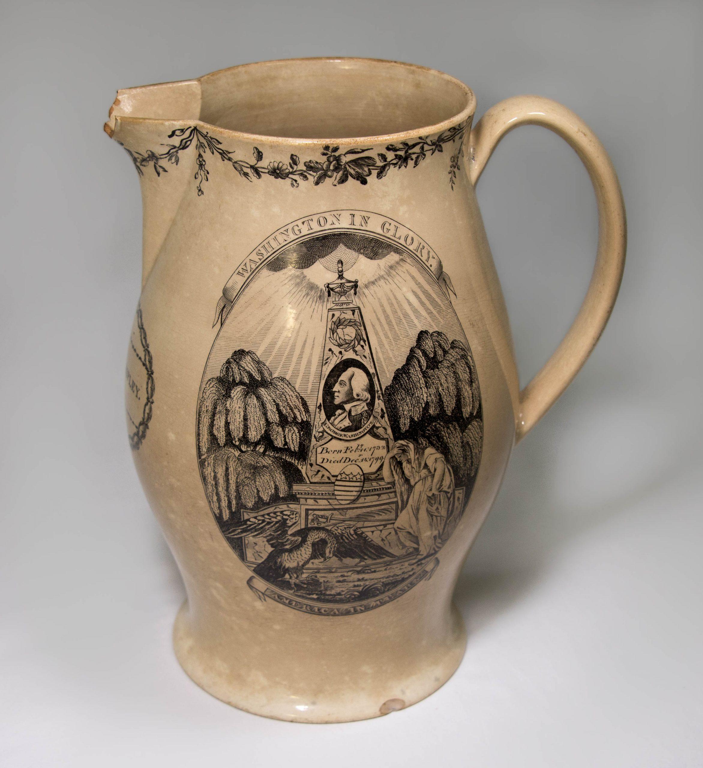 Tuesday Treasure: Washington Artifacts