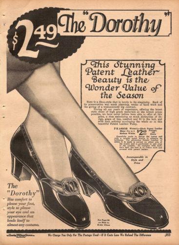 Tuesday Treasure: Kick up Your Heels