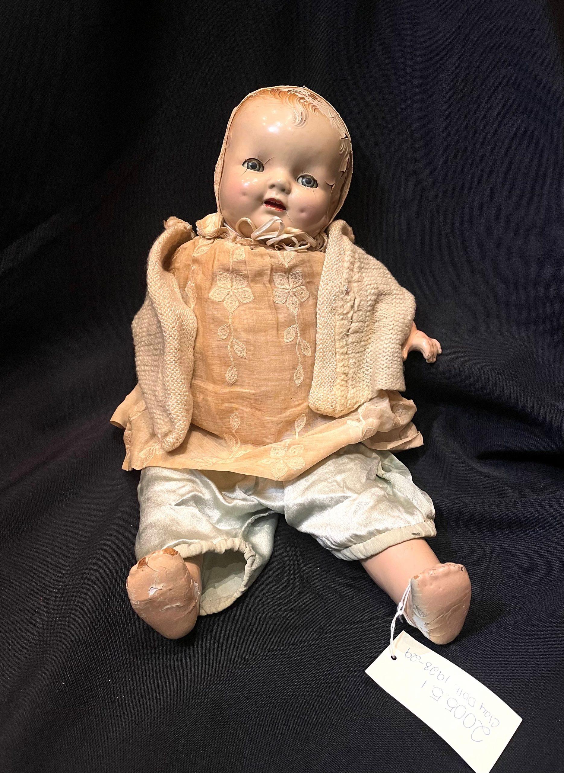Tuesday Treasure: Dolls & Figurines