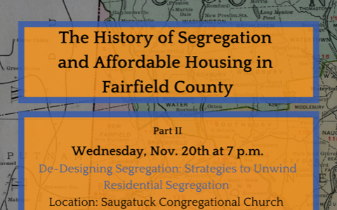 The History of Segregation and Affordable Housing in Fairfield County, Part Two