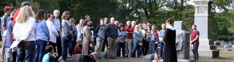 Illuminating The Past: Lantern Tour