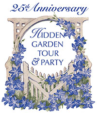 Hidden Garden Tour – 25th Anniversary Year