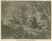 Mr. Washington Irving Reading, The Legend of Sleepy Hollow