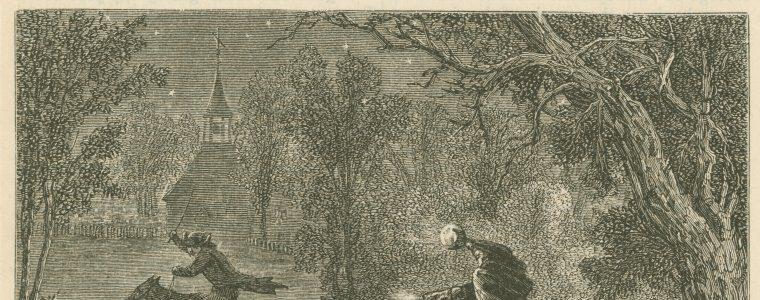 Mr. Washington Irving Reading: The Legend of Sleepy Hollow