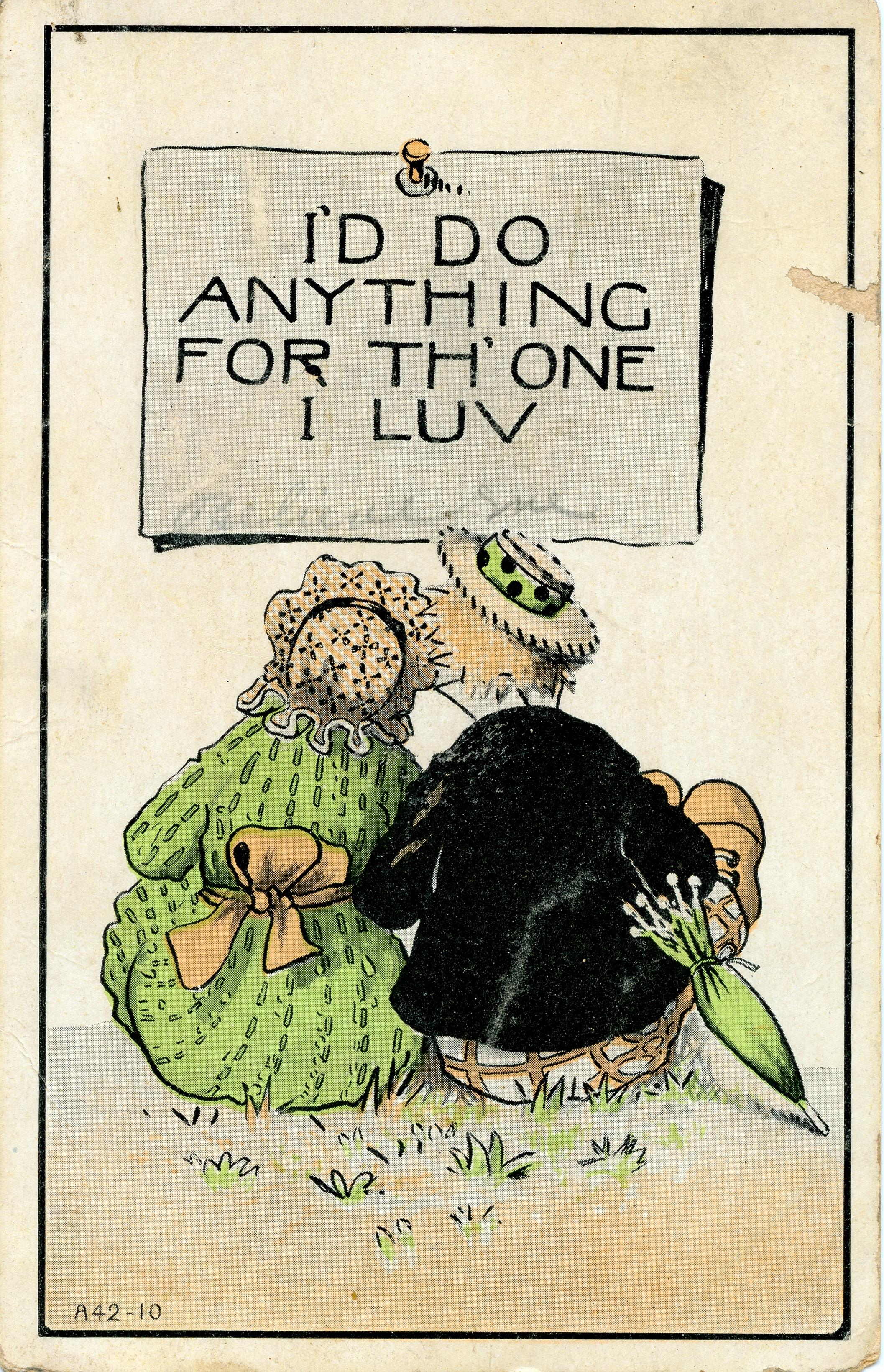 Tuesday Treasure: Valentines