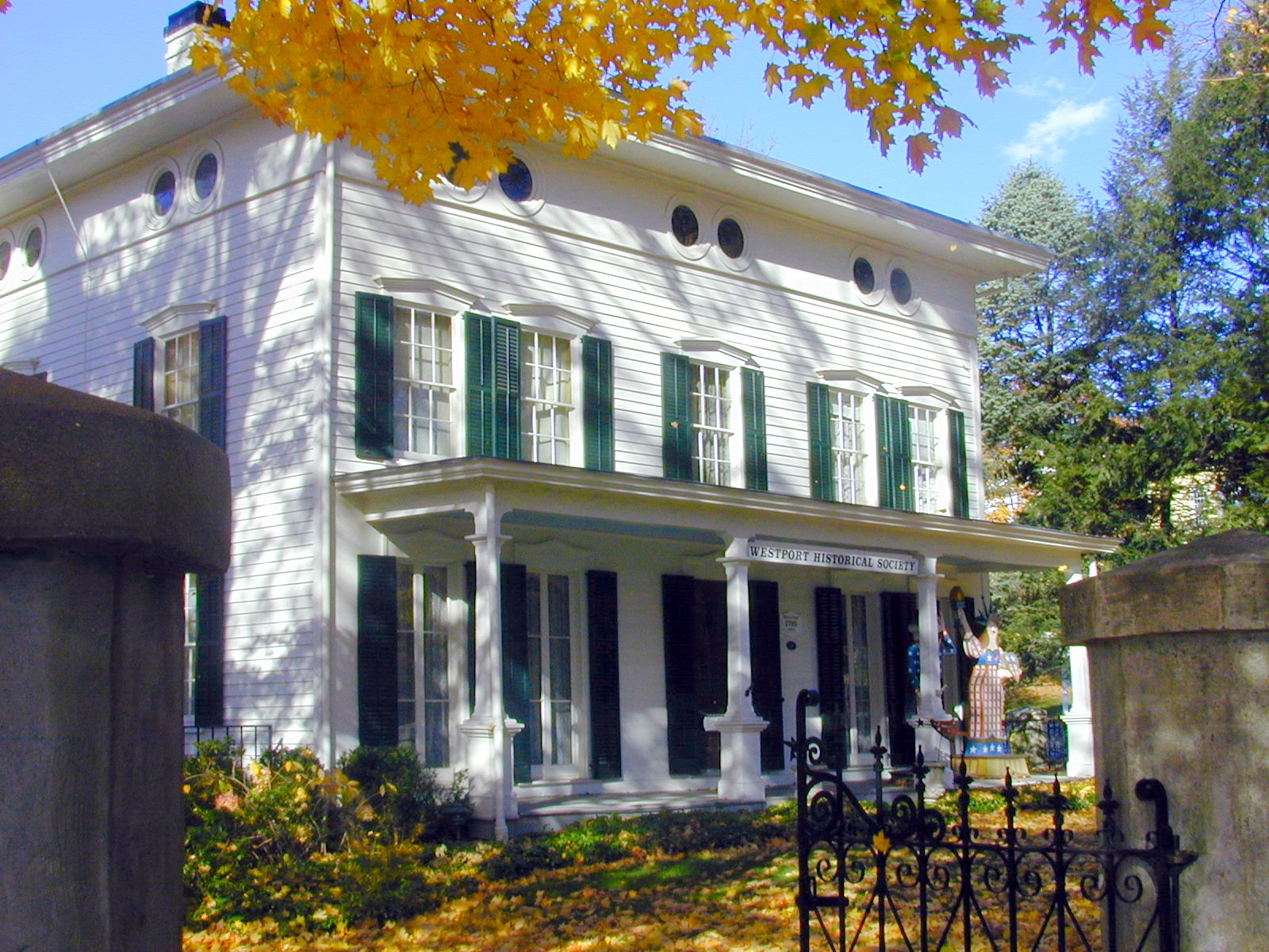 WHS-Seeking Designation of Historic Landmark Property