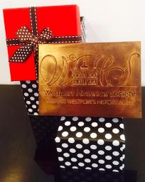 chocolate with box