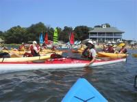 Kayak to Cockenoe