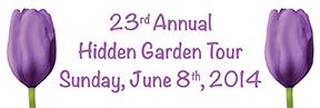 HIdden Garden Tour 2014