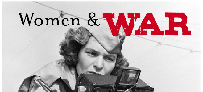 Hall of Fame: Women and War